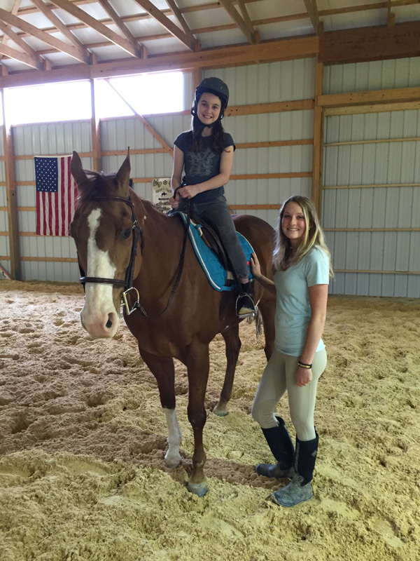 Triple A Ranch Llc Horse Riding Lessons Training
